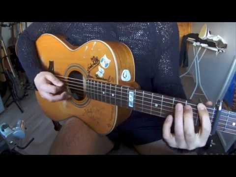 Tennessee Waltz - Bluegrass Old Time Flatpicking - Cover