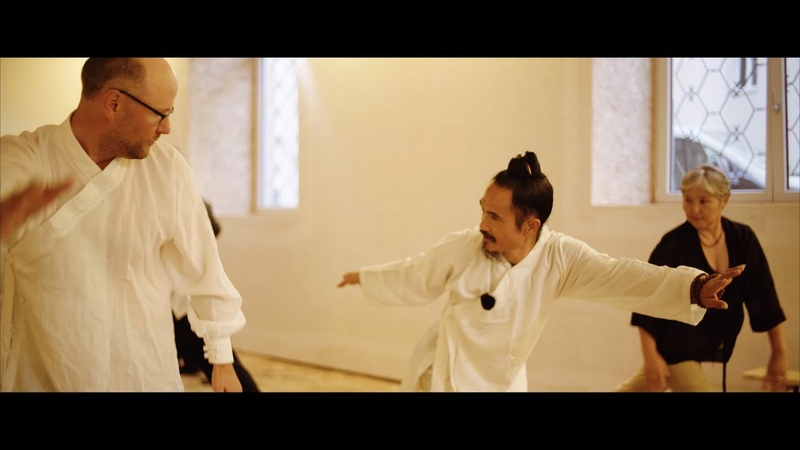 Wudang Gong Fu Warm Up Master Yuan Xiu Gang