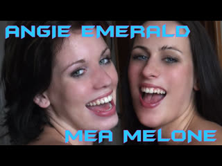 ANGIE EMERALD, MEA MELONE