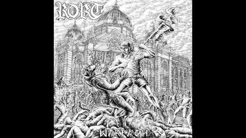 Rort - Warpath LP FULL ALBUM (2014 - Grindcore Hardcore Death Metal)