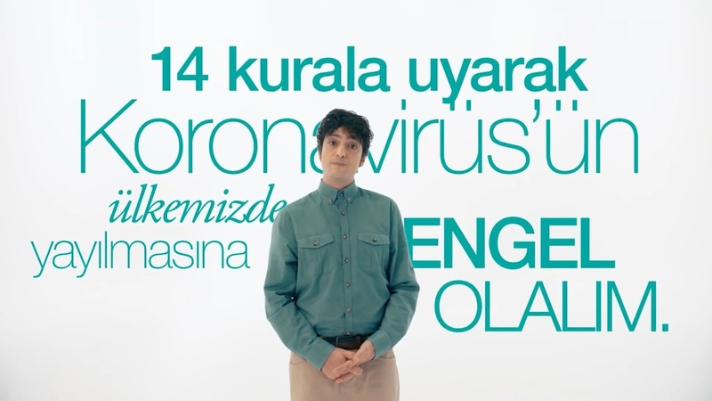 Koronavirüs riskine karşı uyulması gereken 14 kural