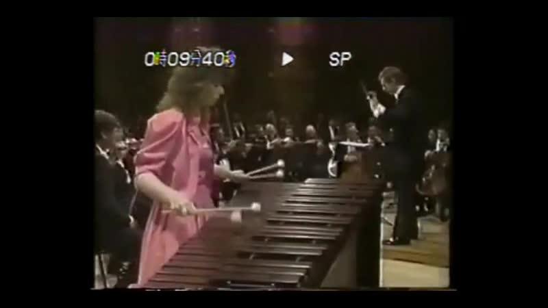 Н Розауро Концерт для маримбы с оркестром Эвелин Гленни 1992