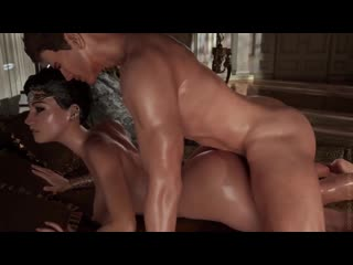 Bloodlust 3D HD |Sextoon World| [секс, порно, хентай 18+]