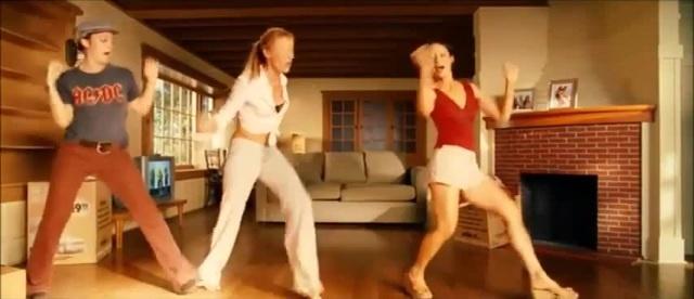 Танец из фильма Ангелы Чарли 2