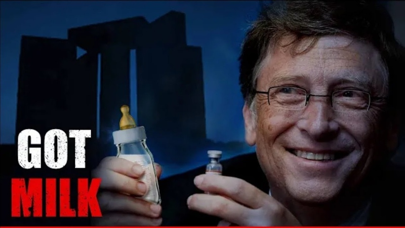 FORMULA FOR A WITCHES BREW BILL GATES' BIOMILQ SHATTERED PARADISE