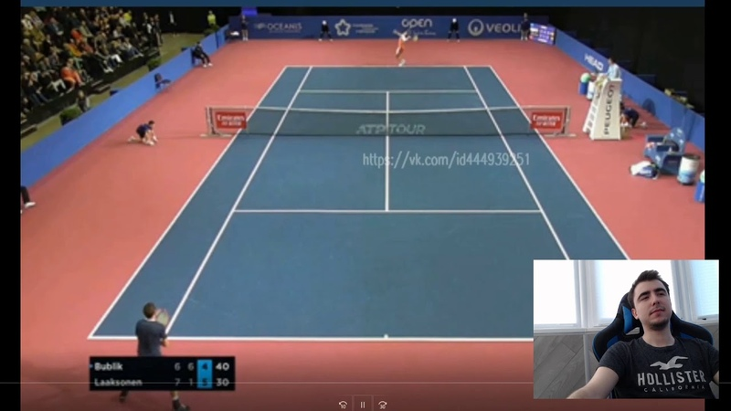 Александр Бублик Казахстан теннисист Я ненавижу теннис Я играю только ради бабок