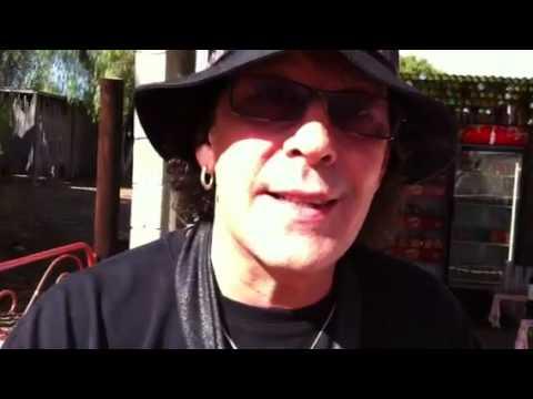 KKNK Smokie lead singer Mike Craft speaks to Die Burger
