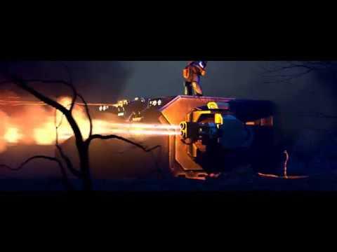 Strolling through Ultramar (40k SFM) (Original Sax Marine Video)