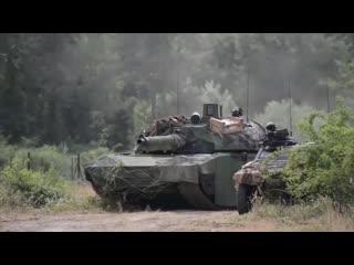 Один из самых дорогих современных танков - AMX-56 Leclerc