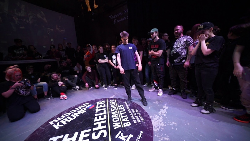 GOLUB vs MAX (win) | 14 FINAL | ALLSTYLES WITH THE KRUMP MUSIC | THE SHELTER VOL.3