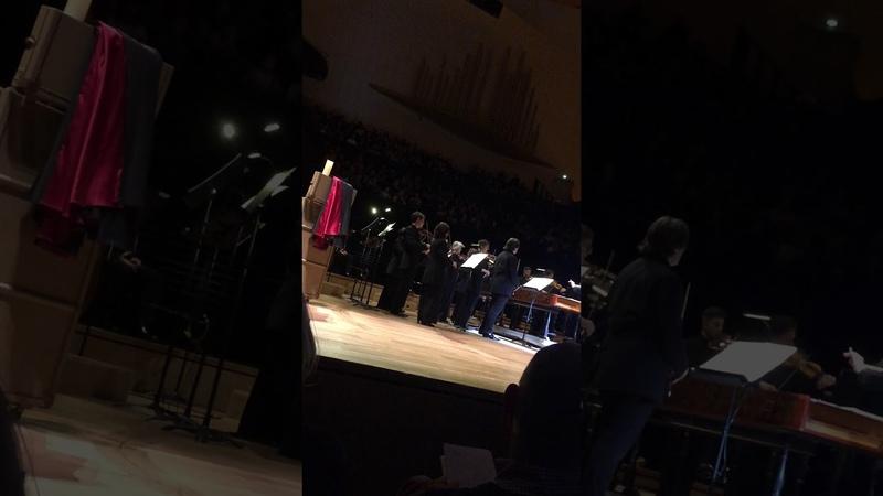 Cecilia Bartoli à la Philharmonie chante Caldara