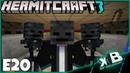 HermitCraft 7 | Wither Skull Farming! [E20]