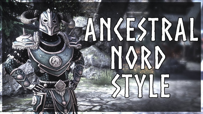 ESO Ancestral Nord Style Antiquities System Reward