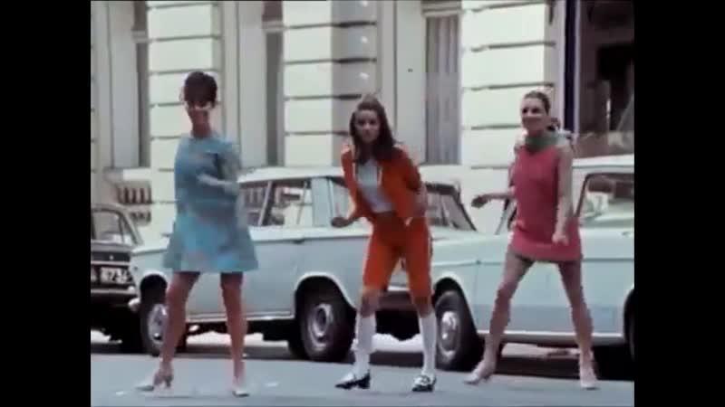 1967 - Christine Delaroche - Les tigres et les minets