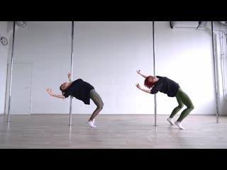 Кира Нуар и Вика Чапайкина - My Pole Space
