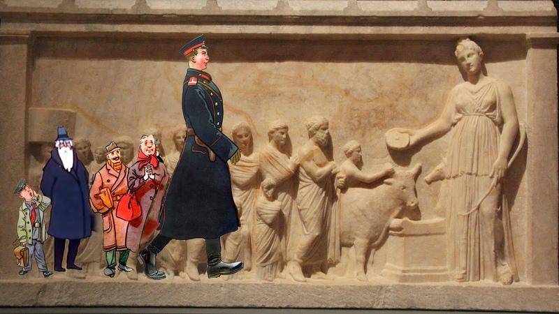 Когда вернутся Гиганты Москвы Аватары богини Плодородия Тайные смыслы советских скульптур
