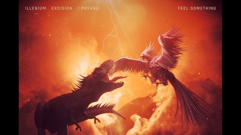 Illenium Excision I Prevail Feel Something Eternal Hunger x EMSHE Cover Remix Out Soon