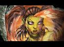 ComiXoids — Live: World of Warcraft, Зов Ктулху, Minecraft, Харли Квинн, Стрела, Кошмар Перед Рождеством