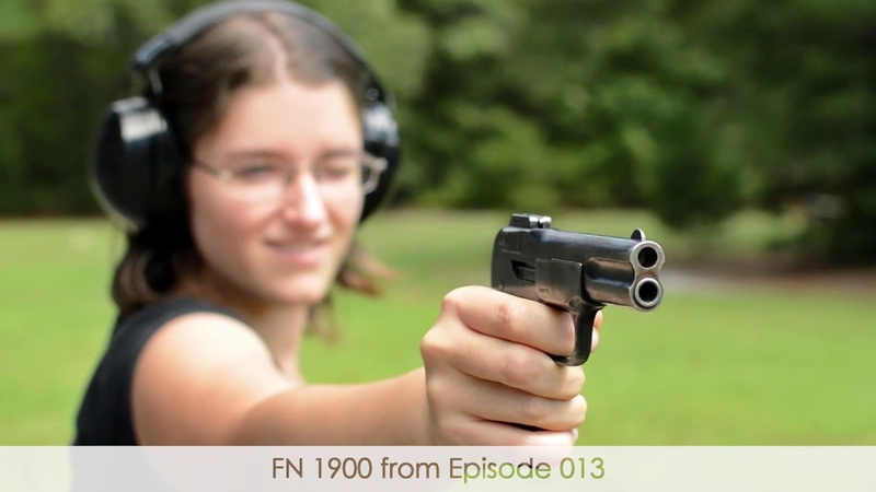 Mae fires 97 Great War Firearms 75 Episodes Worth of Shooting Segments