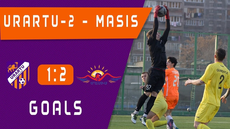 AFL Matchday 19 Urartu 2 Masis 1 2 Goals