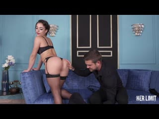 [HerLimit] Anastasia Brokelyn - Curvy brunette gets her tight ass destroyed NewPorn2020