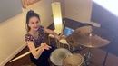 Diana Ross - I'm Coming Out (drum cover by Tonya Rozatti)
