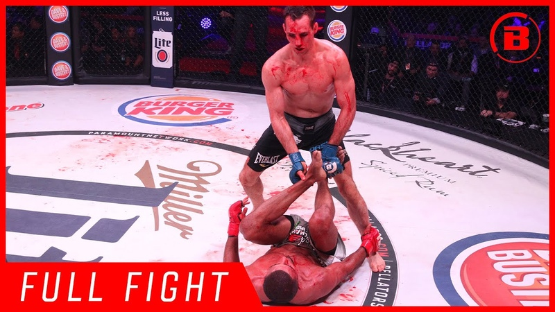 Full Fight | Rory MacDonald vs. Douglas Lima 1 - Bellator 192