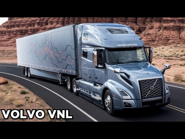 2020 Volvo VNL Interior Exterior King of Trucks