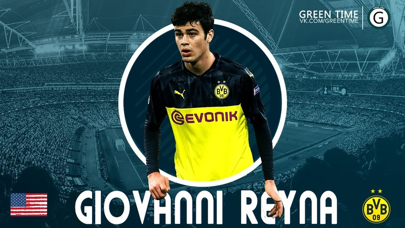Giovanni Reyna Carousel Melanie Martinez Borussia Dortmund ᴴᴰ