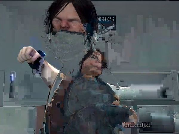 Nooo norman please dont hit him he just wants to look at your c*ck and b*lls