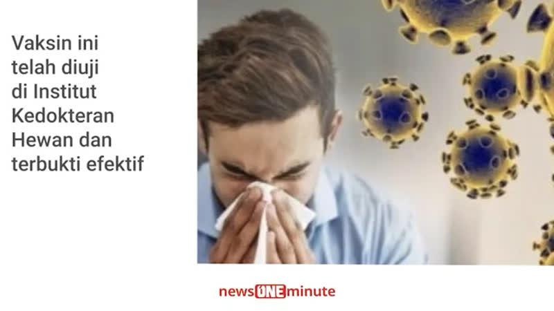Ilmuwan Israel Punya Vaksin Virus Corona tvOne