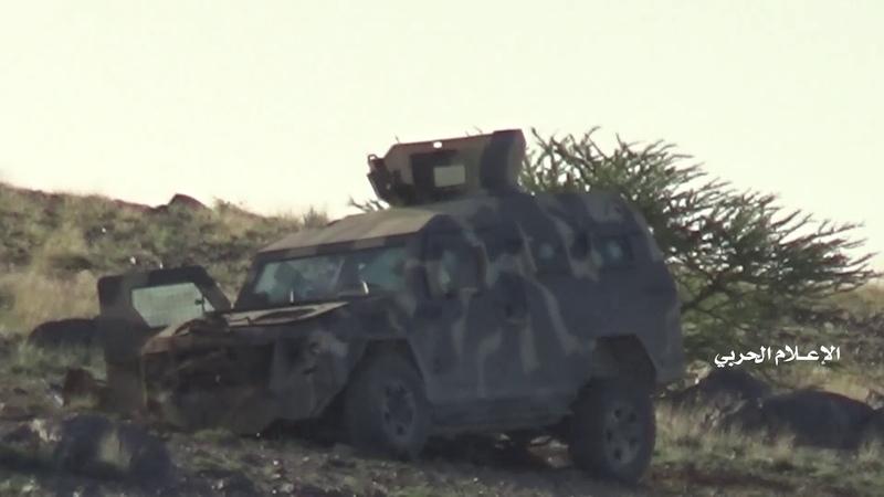 البيضاء مشاهد إستعادة السيطرة على عدد من مواقع العدو الإستراتيجية المطلة على سوق قانية