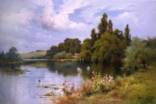 Художник Альфред Фонтвилль де Бреански, младший родился в 1877 году, в большой семье (в семье было семеро детей