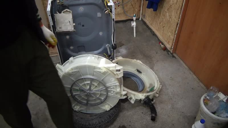 Ремонт стиральных машин в Самаре Замена подшипников