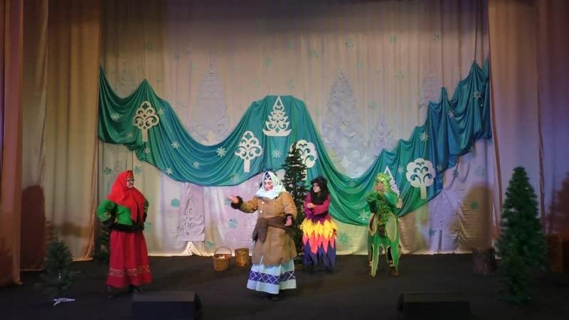 Отморозко - сказка-мюзикл для взрослых.