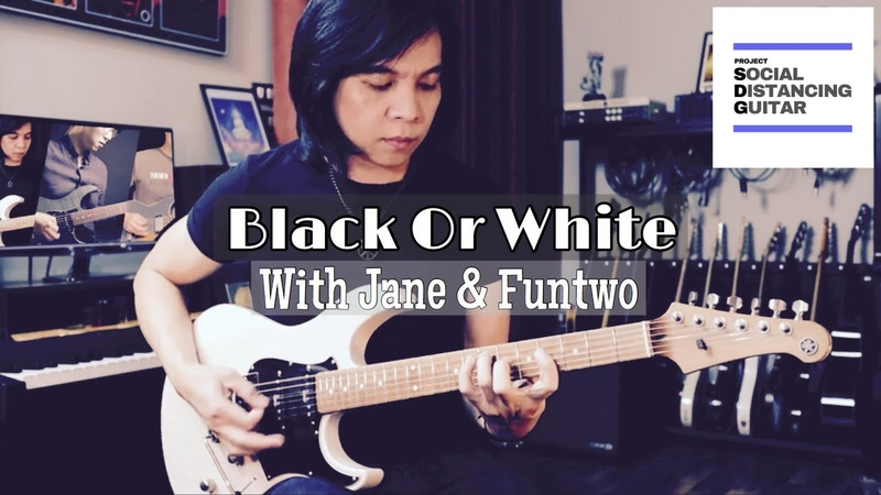 Michael Jackson - Black Or White (Cover) with Jane and Funtwo - Jack Thammarat's Playthrough