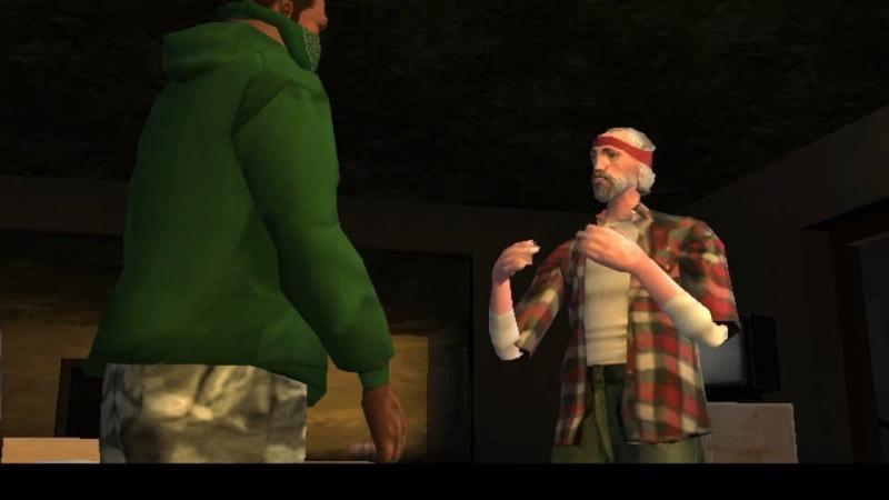 Grand Theft Auto San Andreas Видео Прохождение №16
