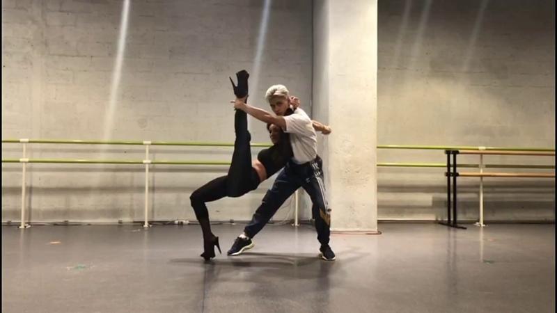 Akkord – Gravure | Ildar Gaynutdinov Julianna Kobtseva Choreography | TODES