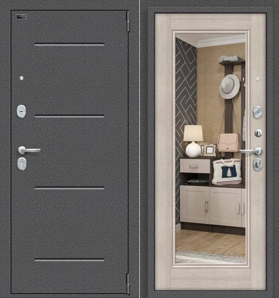 Porta S 104/П61 Антик Серебро/Bianco Veralinga