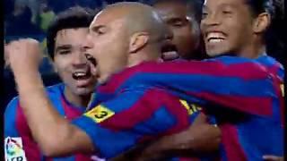 Season 2005 2006. Todos los goles del campeon