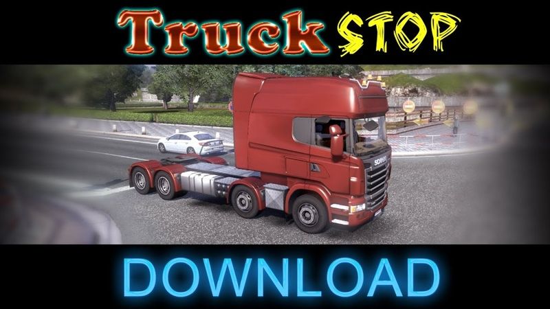 Scania longline ETS 2 mod DOWNLOAD