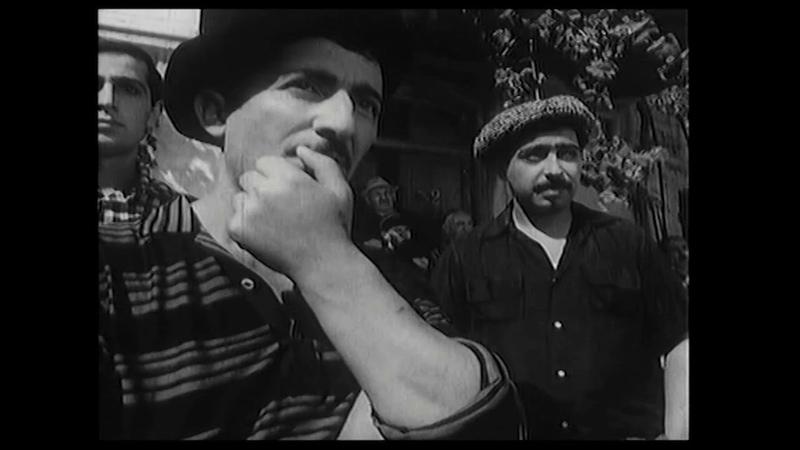 Bir cənub şəhərində film 1969