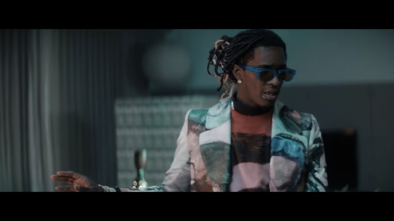 Young Thug - The London ft. J. Cole Travis Scott [Official Video]