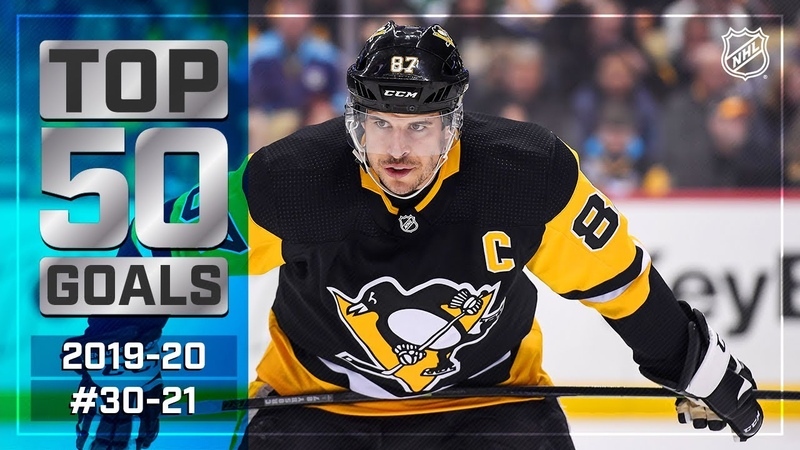 Top 50 Gorgeous Goals So Far: 30 21 2019 20 NHL Season
