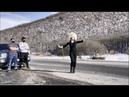 Красивая Грузинская Песня Georgian Remix Топ Лезгинка 2021 Девушка Танцует Медленно Красиво ALISHKA