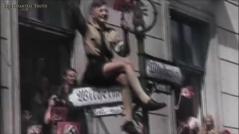 La muerte de Hitler el momento mas oscuro de la humanidad