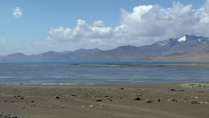 Озёра на вершине мира 1 Каракуль в Таджикистане Познавательный путешествие природа 2011