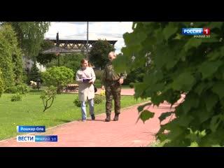 В Марий Эл поисковый отряд установил родственников солдат, погибших в посёлке Суслонгер