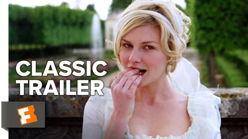 Marie Antoinette 2006 Official Trailer 1 Kirsten Dunst Movie