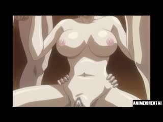 Dark Future (Ep.2) - Ahegao / Big Tits / Blowjob / Creampie / Doggystyle / Gangbang / hentai / Squirt / Subbed / Uncensored /18+